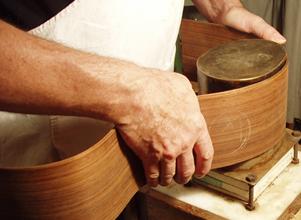 curving wood
